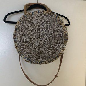 Zara Ratan Beach Bag